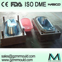 high-quality auto parts plastic injection mould
