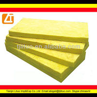 sound insulation and thermal insulation board glass wool board