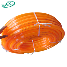1 inch garden colored pvc 10mm tube