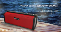 2016 New Model fashion wireless bluetooth speaker S311with good multifunction to Enjoy music