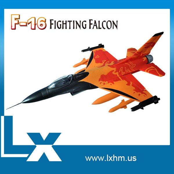 Sky flight hobby f16 rc jet sales