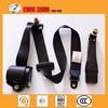 CCC E4 Certificated ELR Car Webbing 48mm Seat Belt