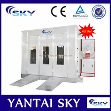 ISO & CE Approved Car Spray Booth Baking Oven from China Gold Supplier car painting box