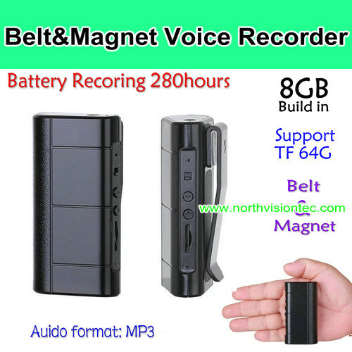 2016 New S111 High quality micro professional voice recorder with back clip 8GB/16GB