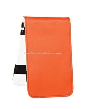 BOSHIHO Fashion Cute leather golf score card holder