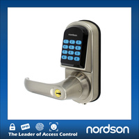 Digital Keyless Electronic Door Closet Sliding Deadbolt Lock