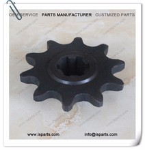 Universal 10T jackshaft #415 chain transmission sprocket