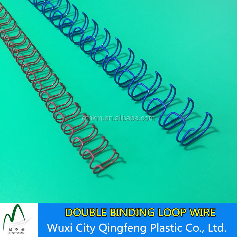 Double Loop Spiral-O Wire Binding Comb 3:1 Pitch Binding Comb