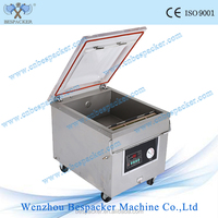 DZ-350 Special food vacuum machine meat drumstick vacuum sealing machine fish packing vacuum gas-flushing packaging machine