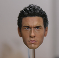 OEM 16 Scale Head Sculpt For Hot Toys Narrow Shoulder Body/Realistic Movie Star Head Sculpt Model