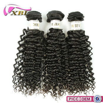 8-30 Inch Human No Tangle No Shedding 100% Unprocessed Virgin Chinese Girl Hair