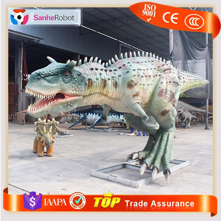 Sanhe Robot Sale Cheap Price High Simulation Moving Dinosaur Animations