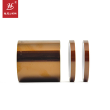 Silicone Adhesive Polyimide Solar Tape For Solar battery cell