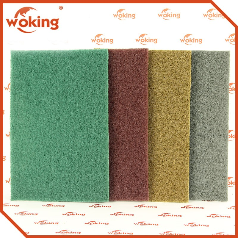 Cleaning Scrubbing Scouring Pads