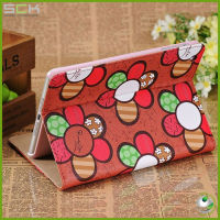 Luxury sun flower case for ipad mini stand case