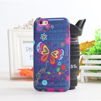 Glitter powder back case for iphone,for iphone 6 6s 6plus cases covers