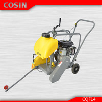 Cosin CQF14 asphalt concrete road saw concrete cutter