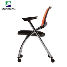 2016 new design used cheap conference chairs/meeting room chair /visitor chair