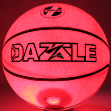 Customized BASKETBALL Manufacturer WITH ONE LED LIGHT