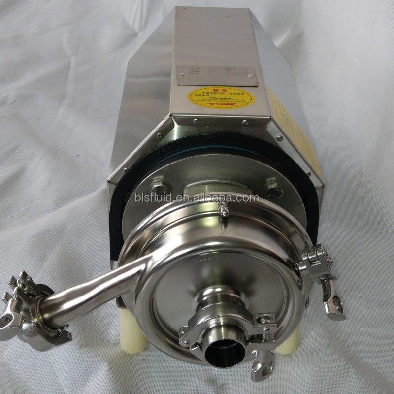 China Supplier Stainless Steel Single Suck Sanitary Centrifugal Water Pump