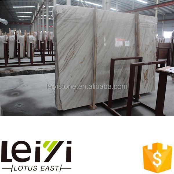 China white wooden onyx with natural and big dimension