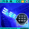 Nightclub decoration lighting 9x10w RGBW 4in1 led par64 can light
