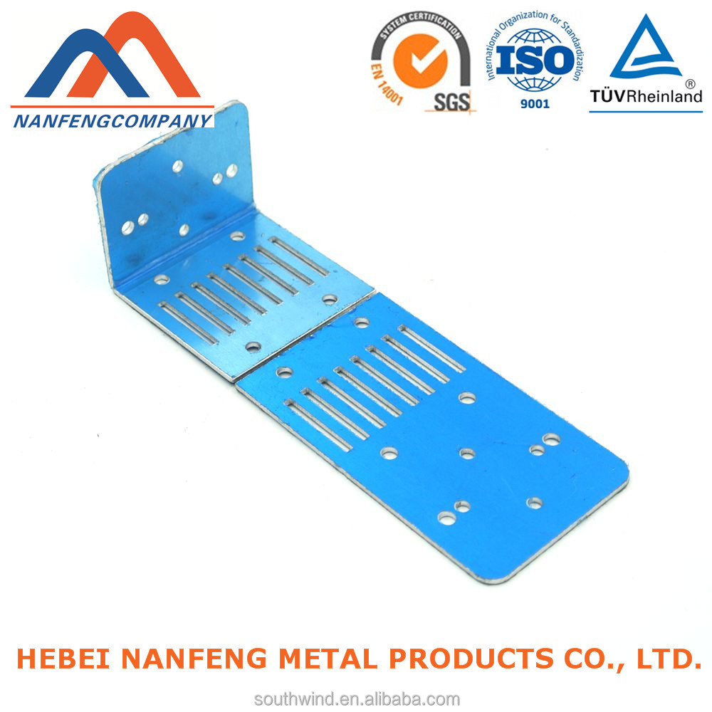 Metal Components Fabrication Customized Electronics Precision Metal Components