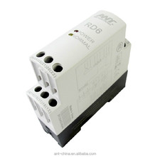 ANT electronic motor protection relay, three phase voltage monitoring protective relay RD6