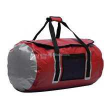 Durable good quality cylindrical sports bag cylinder duffel bag waterproof