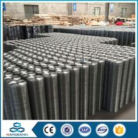 High Quality 1 Inch Galvanized Welded Wire Mesh Buy From Anping Factory