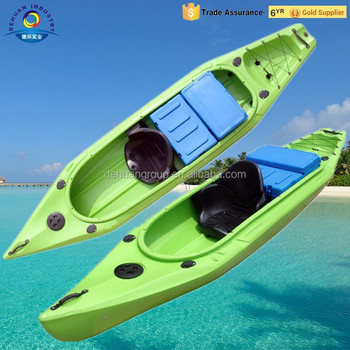 Double sit in kayak fishing boats for sale buy double for Double fishing kayak