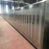 High Efficient Tunnel Gas Oven Bakery