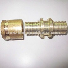 DZR brass fittings for pex pipes .au