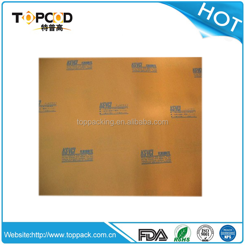 KSVCI Antic rust Paper widely using in protecting nonferrous metals anti rust