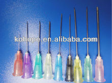 Medical Disposable Sterile Hypodermic Injection Needle fo single use
