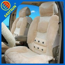 Cute fur car seat cover Car Seat Cover