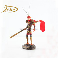 Hero Is Back Movie Animation 3D Figurines PVC