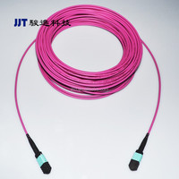 MTP MPO Fiber Optical Patch Cord
