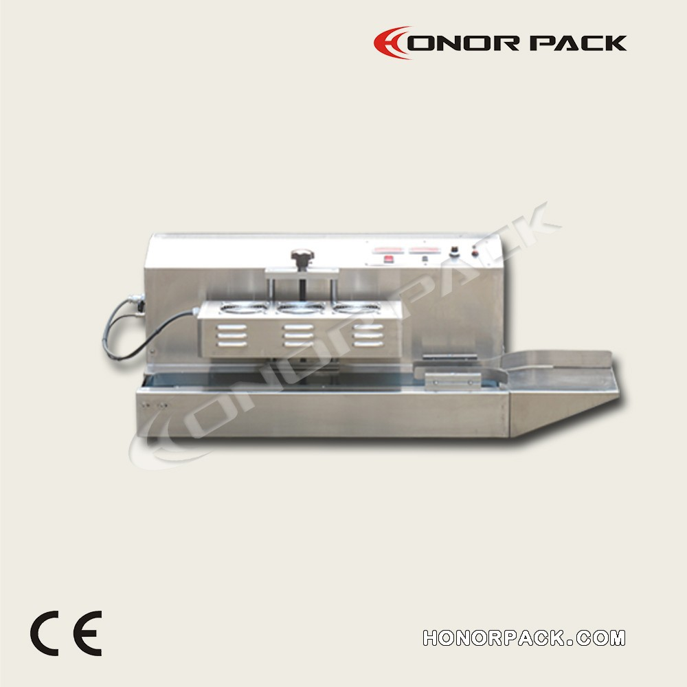 LGYF-1500A Automatic Plastic Bottle Cap Sealer
