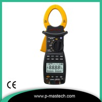 6000 Counts Three Phase Digital Power Clamp Meter MS2205