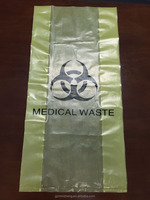 Medical Waste Plastic Bags for Clinical Waste