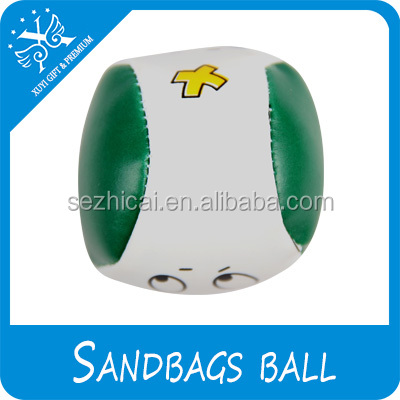 Sand Filled Cheap Juggling Ball For Kids Customized