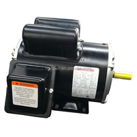 single phase 2hp/3 hp air compressor electric motor,high quality 220v electric motors single phase ac motor speed control