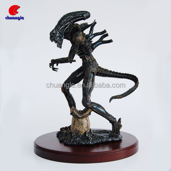 Make Custom Plastic Action Figure Toys Customized Resin Statue Crafts