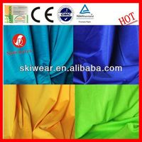 newtest design bamboo polyester blend fabric waterproof