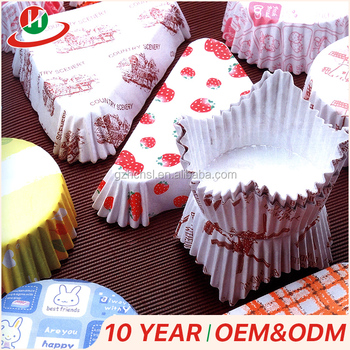 Greaseproof Baking Paper Cup  Cupcake Wrappers Cupcake Liners Muffin Cups