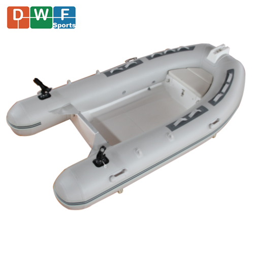 China Rib Inflatable <strong>Boats</strong> 330 pvc inflatable rigid <strong>boat</strong> 3.3 m aluminum or fiberglass hull rib <strong>boat</strong> with outboard motor