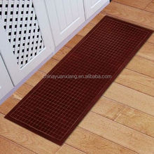 Anti Fatigue Engraved Decorative Kitchen Floor Mats