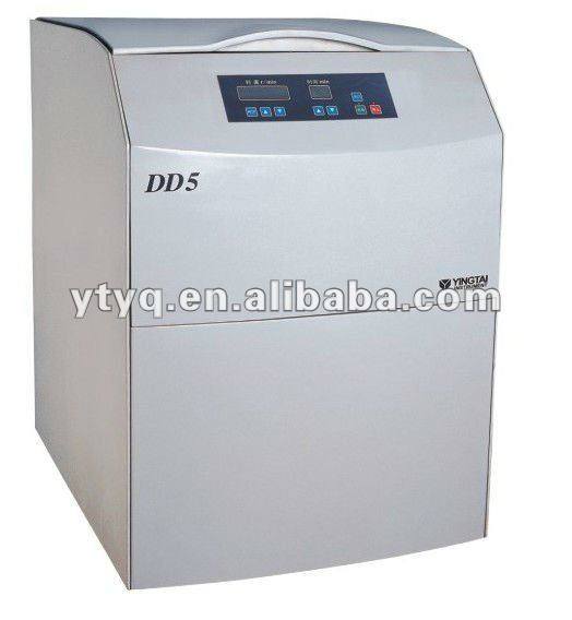 High quality floor type centrifuge manufacturer-DD5 low speed centrifuge