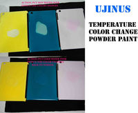 Color Change Powder Paint